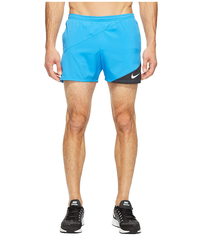 [ナイキ] Nike メンズ Flex 5 Running Short パンツ [並行輸入品] XL Light Photo Blue/Black B072L2S93Y
