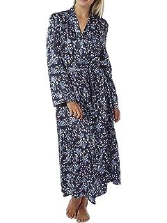 63ca8b6f5e4f55 Indigo Sky Damen Schlafanzug elfenbein elfenbeinfarben: Amazon.de ...