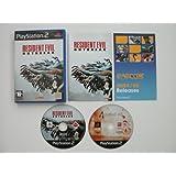 Capcom Resident Evil Outbreak, PS2