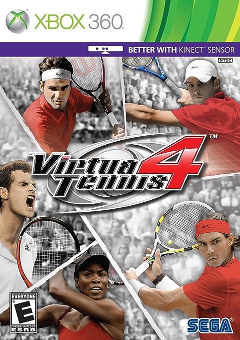 Jogo Virtual Tennis 4 - Xbox 360 - Sega