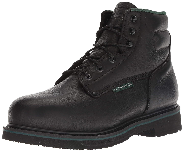 Florsheim Work Mens FE675 Steel-Toed Work Boot