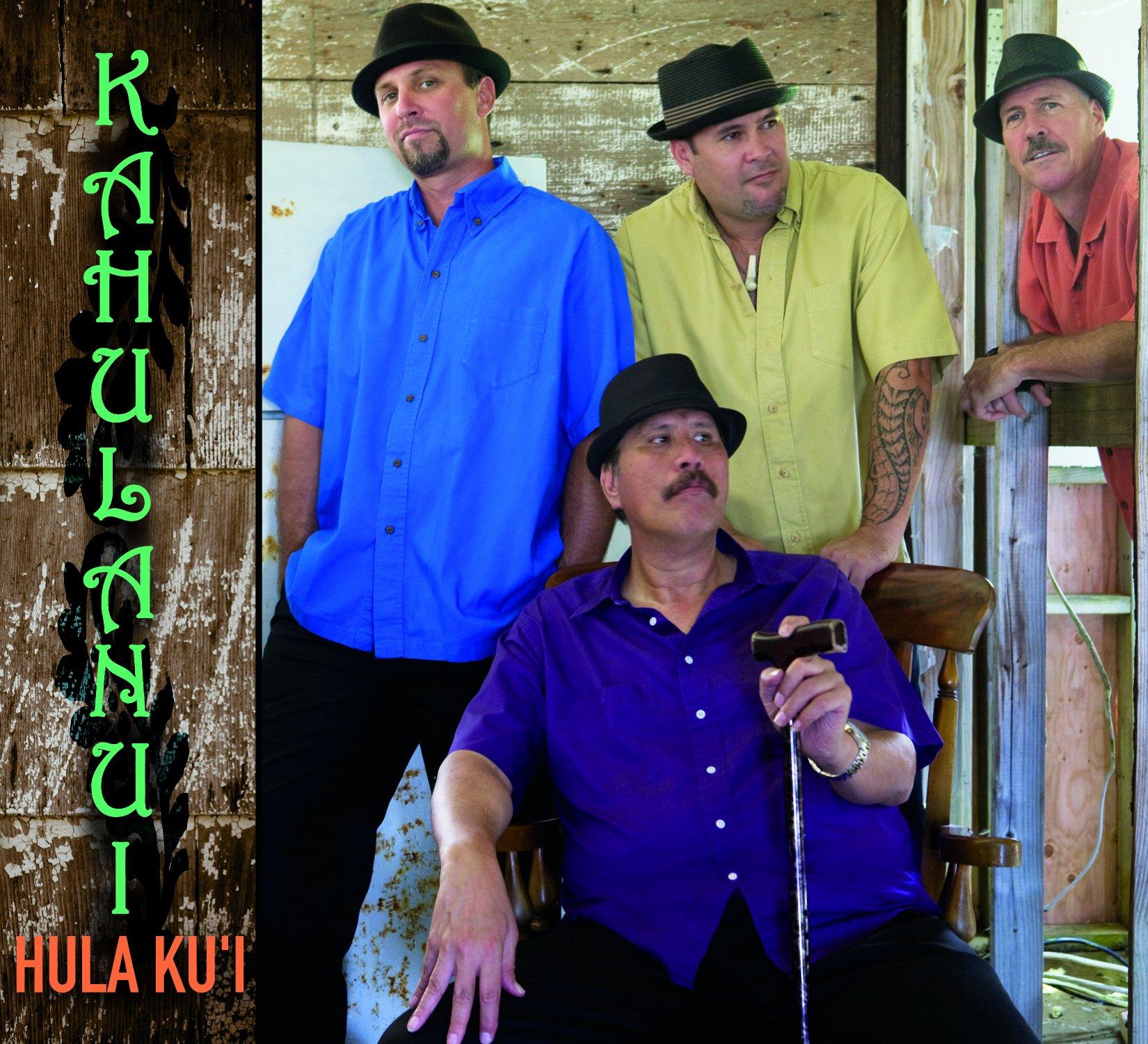Hula Ku`i by Palm Records
