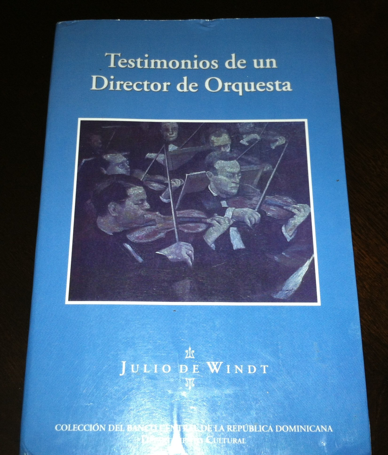 TESTIMONIOS DE UN DIRECTOR DE ORQUESTA : Amazon com: Books