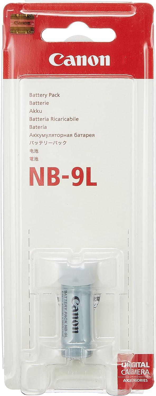 Canon NB-9L Batería