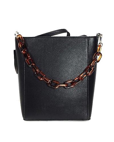 buying now best authentic official supplier Zara Femme Sac seau à maillons effet écaille 2000/004 ...