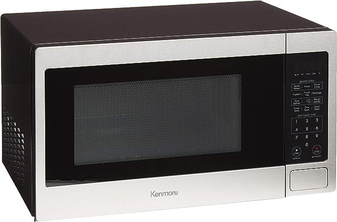 Amazon.com: Kenmore Elite 71313 Microondas de encimera, 1.3 ...