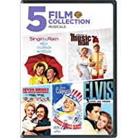 Singin' in the Rain / The Music Man / Seven Brides For Seven Brothers / Yankee Doodle Dandy / Elvis-Viva Las Vegas (5…