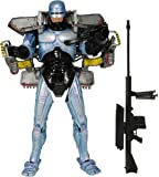 Robocop figurine Deluxe Robocop with Jetpack & Assault Cannon 18 cm