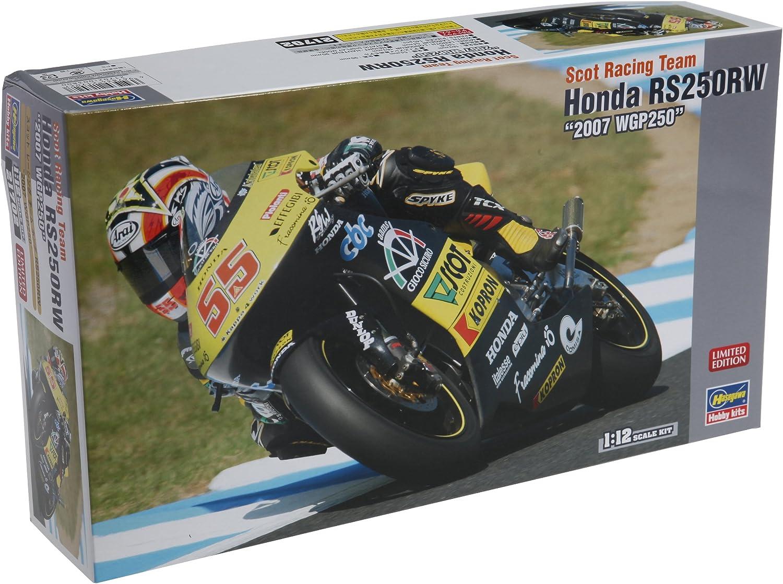 Maqueta de Motocicleta Hasegawa 21702