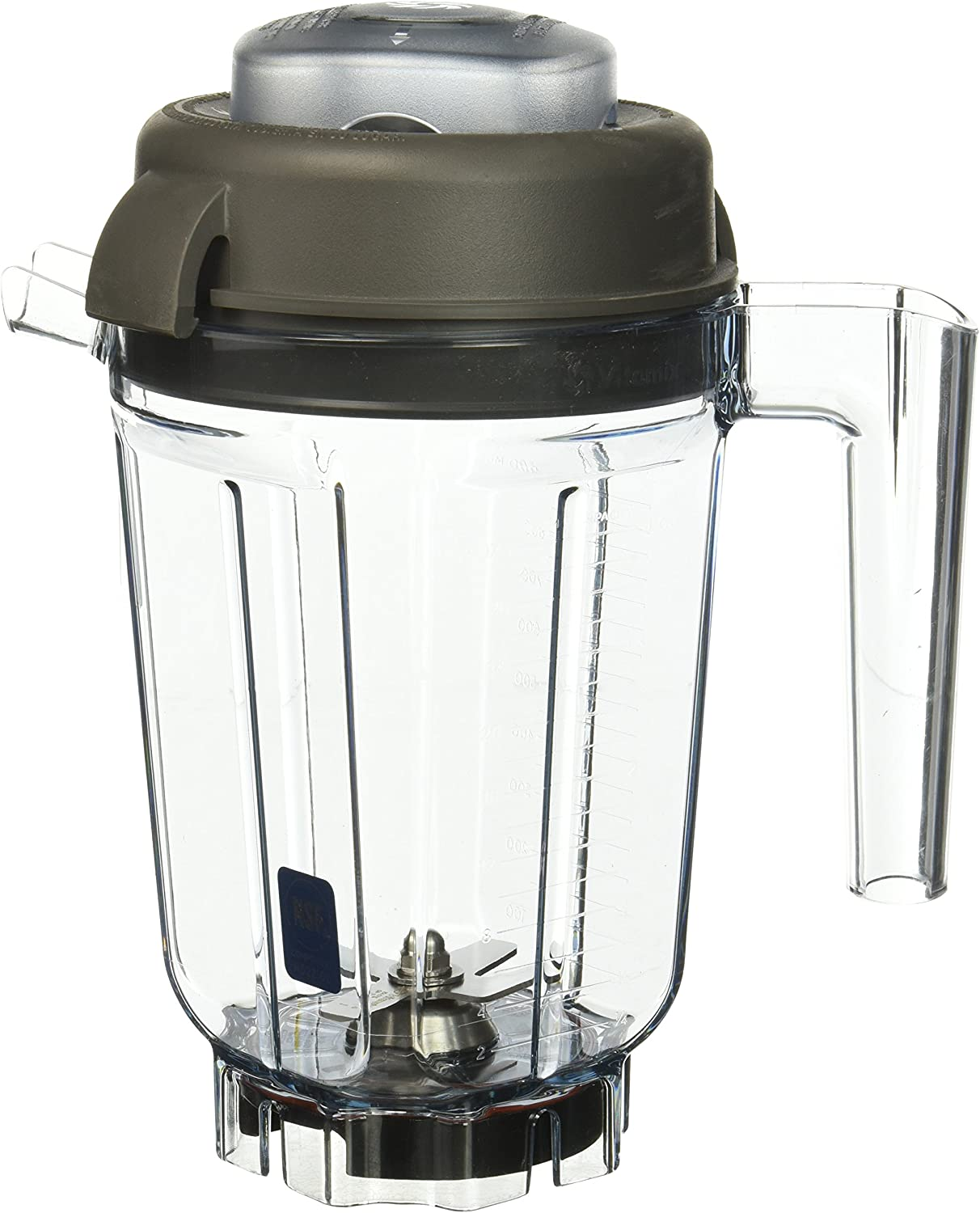 B008MINQXK Vitamix 32 Oz. WET with Blade and Lid. BPA Free Eastman Tritan Copolyester. New Technology (32 Oz. WET CONTAINER) 81F0GOvbTNL.SL1500_