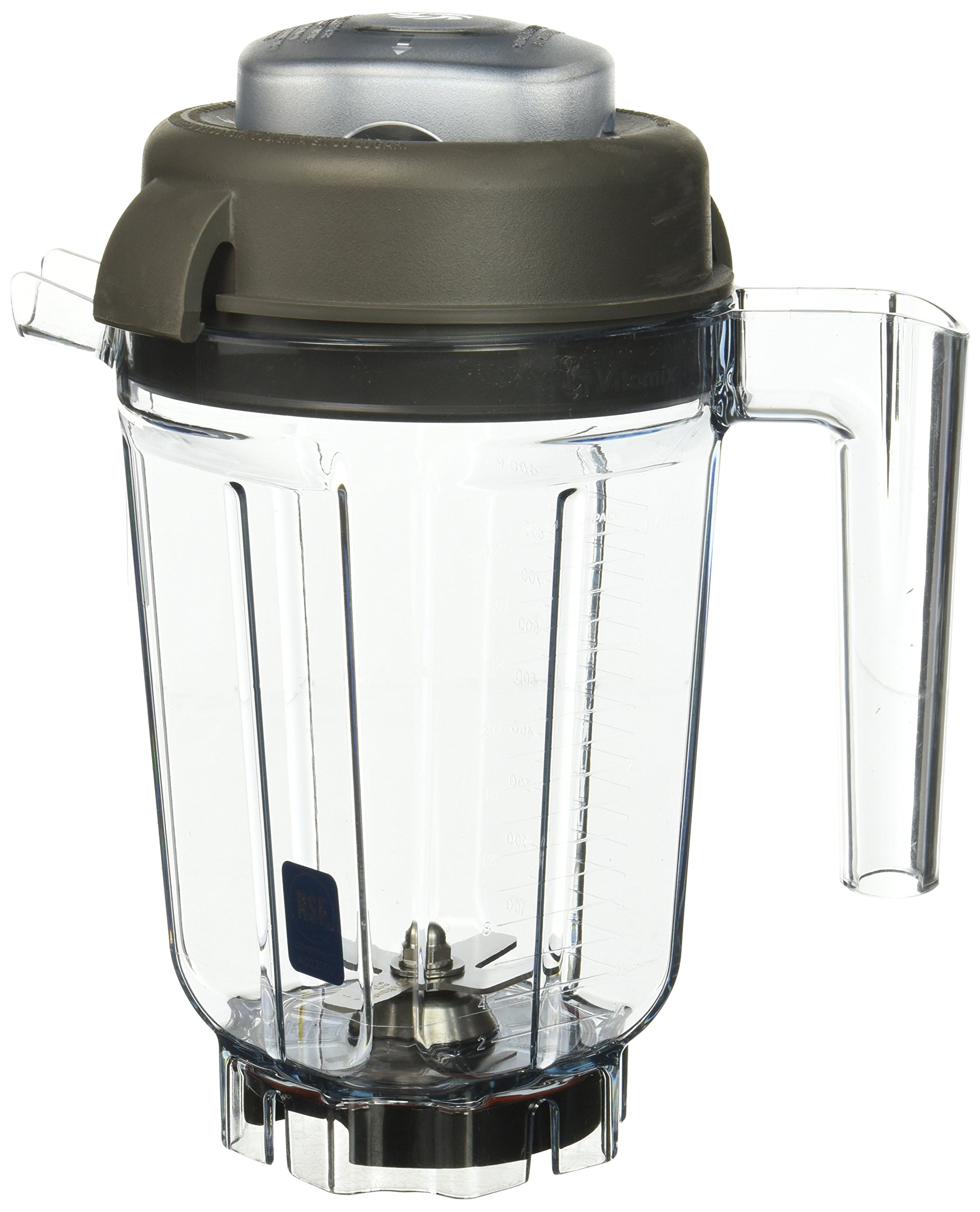 Vitamix 32 Oz. WET with Blade and Lid. BPA Free Eastman Tritan Copolyester. New Technology (32 Oz. WET CONTAINER)
