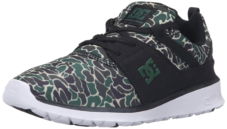 DC Women's Heathrow SE Skate Shoe B018374K84 4.5 B(M) US|Black Camouflage