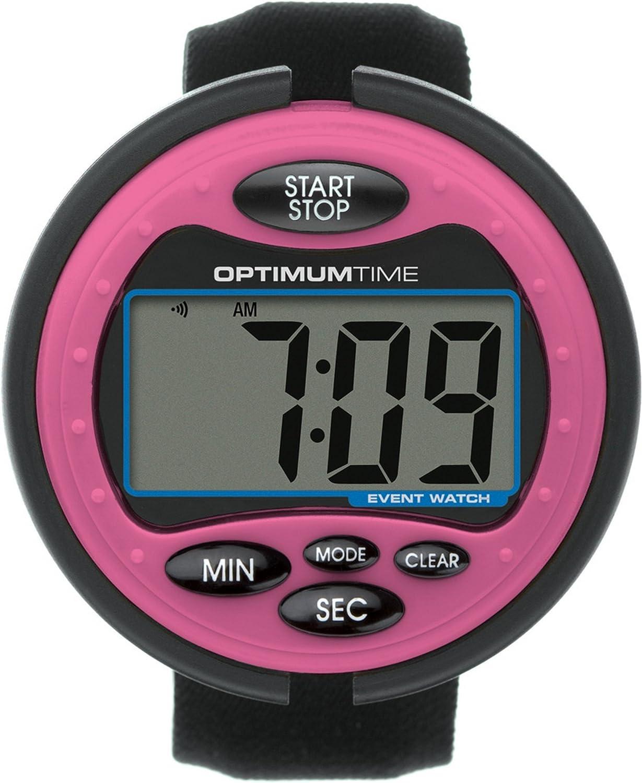 Reloj//Cron/ómetro para eventos OPTIMUM Time Talla /Única//Azul