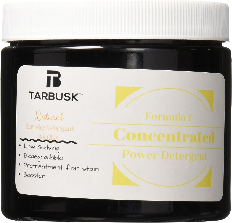 TarBusk 2 Count Natural Laundry Detergent Power Formula