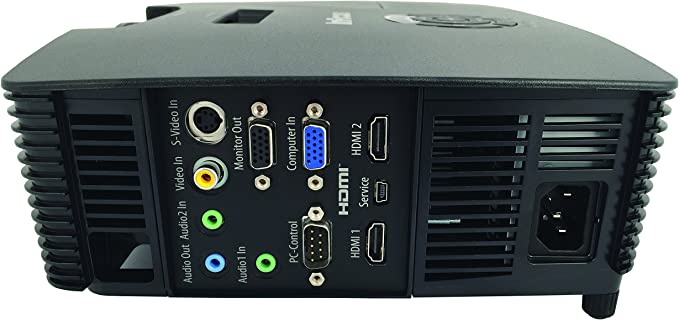 Proyector 800x600 711,2-7620 mm 16000:1 28-300 3400 l/úmenes ANSI, DLP, SVGA 4:3 Infocus IN112XV