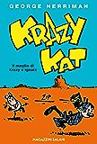 Krazy Kat: Il meglio di Krazy e Ignatz (Italian Edition)