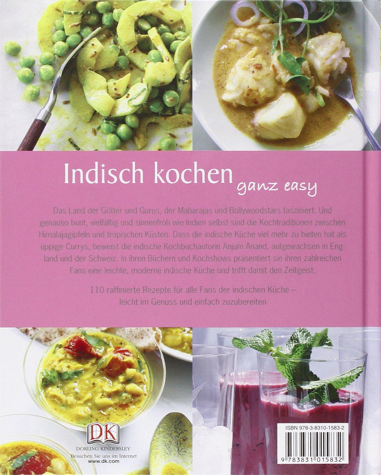 Indisch kochen ganz easy: Amazon.de: Anjum Anand: Bücher