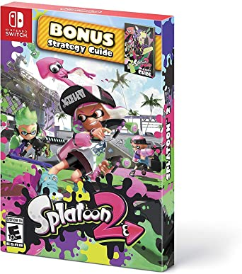 Splatoon 2 - Starter Pack for Nintendo Switch [USA]: Amazon.es: Nintendo of America: Cine y Series TV