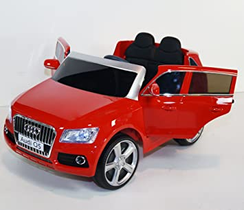 kids car power wheels audi 2 leather seats to ride with parent remote control