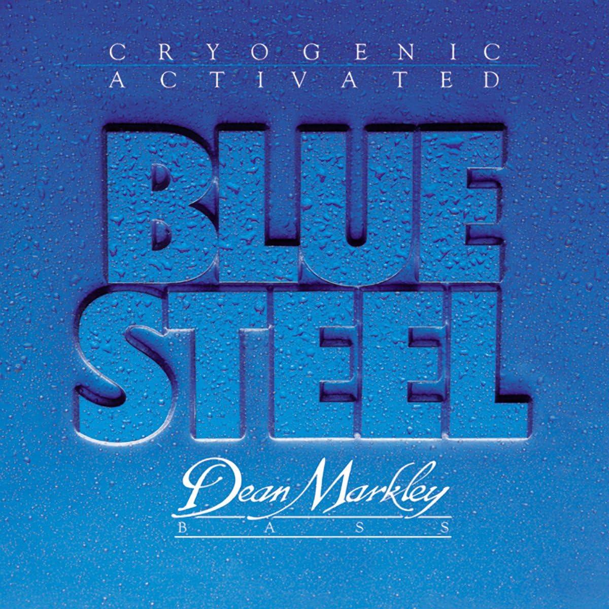 Dean Markley 2672 - Juego de cuerdas para bajo de acero.045-.100