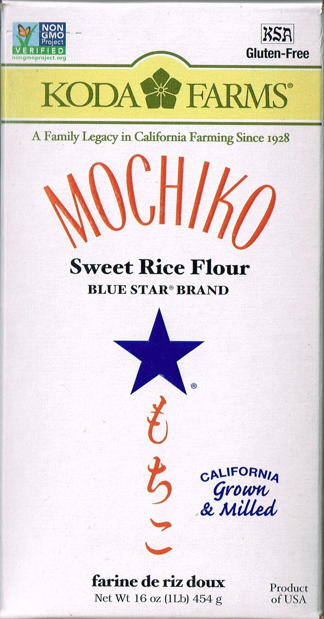 Koda Flour Rice Sweet