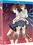 A Certain Scientific Railgun Complete Season 1 Collection (Episodes 1-24) Blu-ray