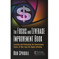 The Focus and Leverage Improvement Book: Locating and Eliminating the Constraining Factor of Your Lean Six Sigma Initiative