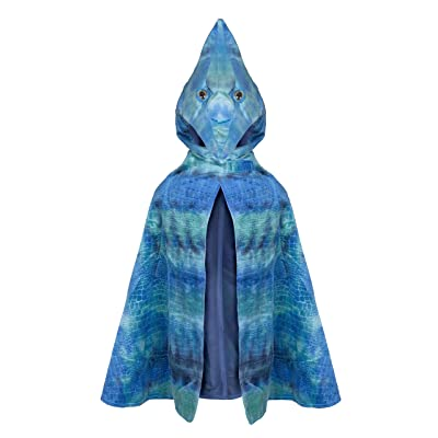 Great Pretenders Pterodactyl Hooded Cape, Size 4-5 Dress-Up Play: Toys & Games