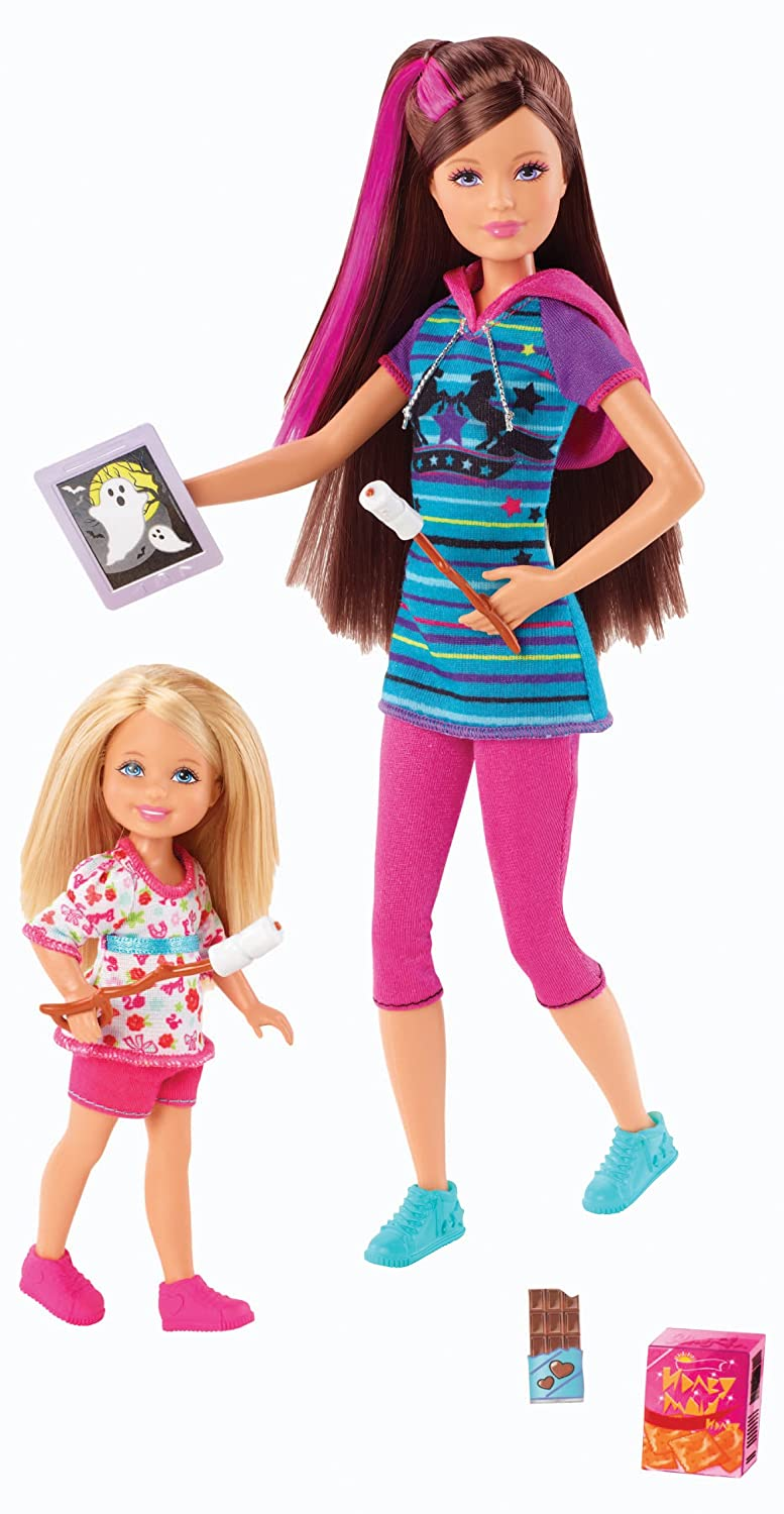 Image result for barbie skipper doll