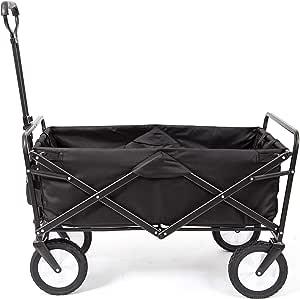 Mac Sports Mac Wagon (WTC-145) Black