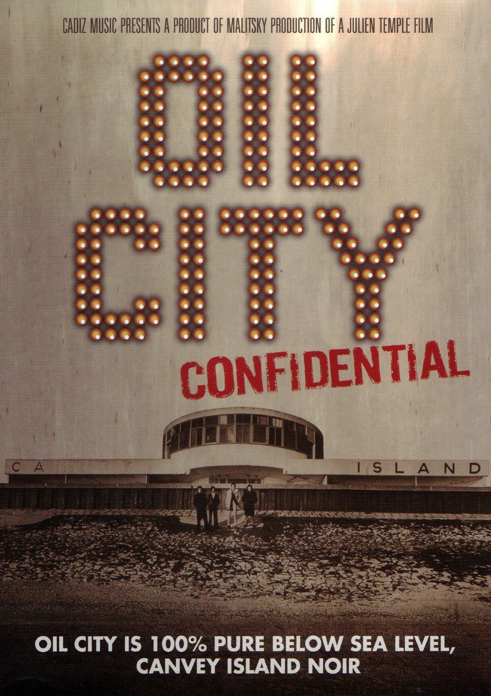 Oil Oil City B00D3ZJCDK Confidential City [DVD] [Import] B00D3ZJCDK, アロマ生活:a9cc13fb --- ijpba.info