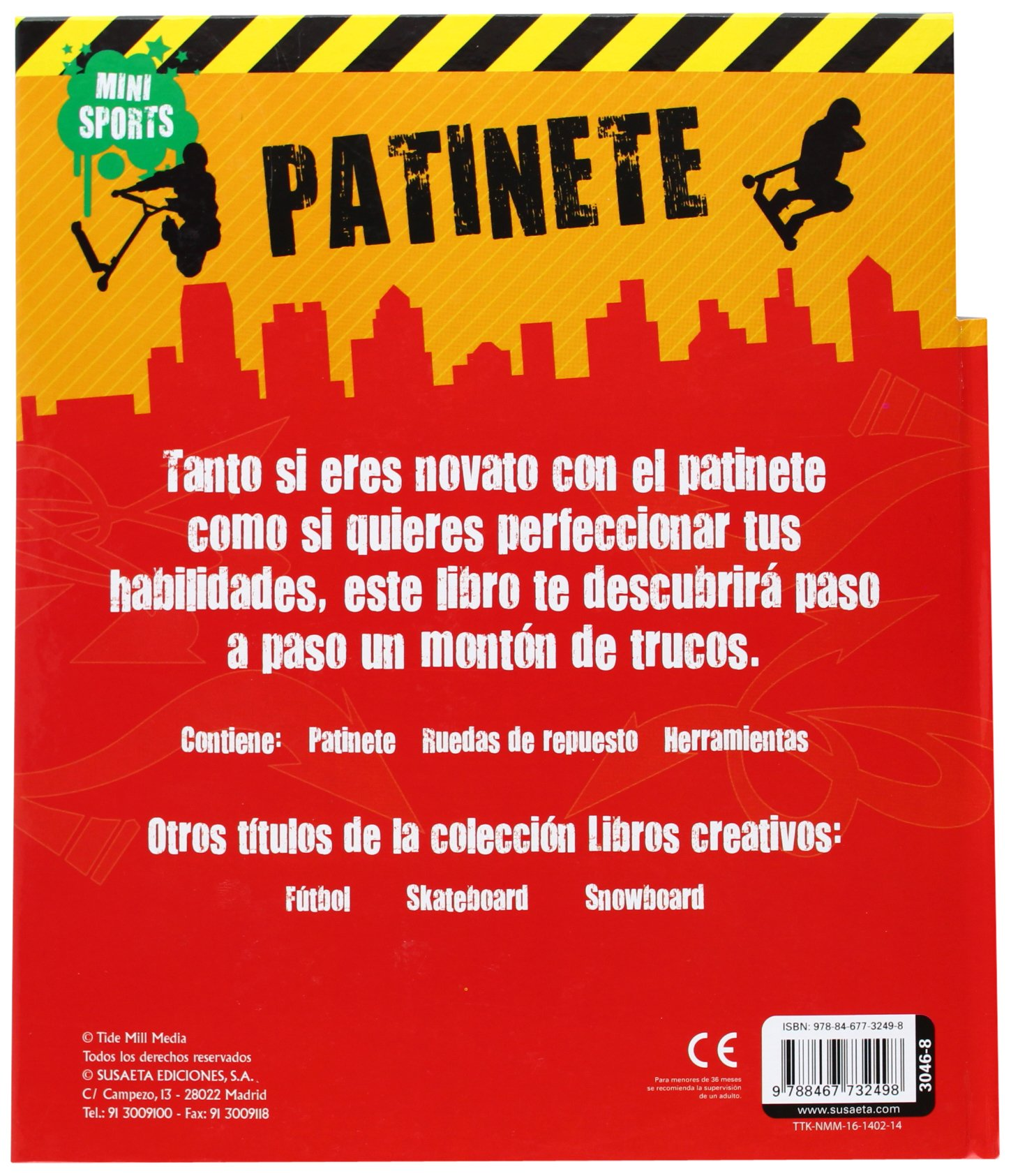 Patinete: 9788467732498: Amazon.com: Books