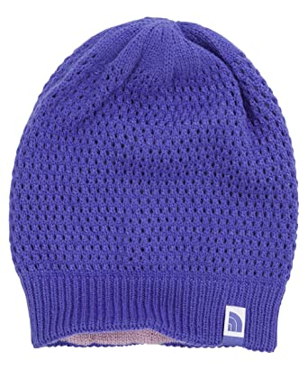 9edd52adc04 Amazon.com  The North Face Youth Shinsky Beanie Starry Purple M  Clothing