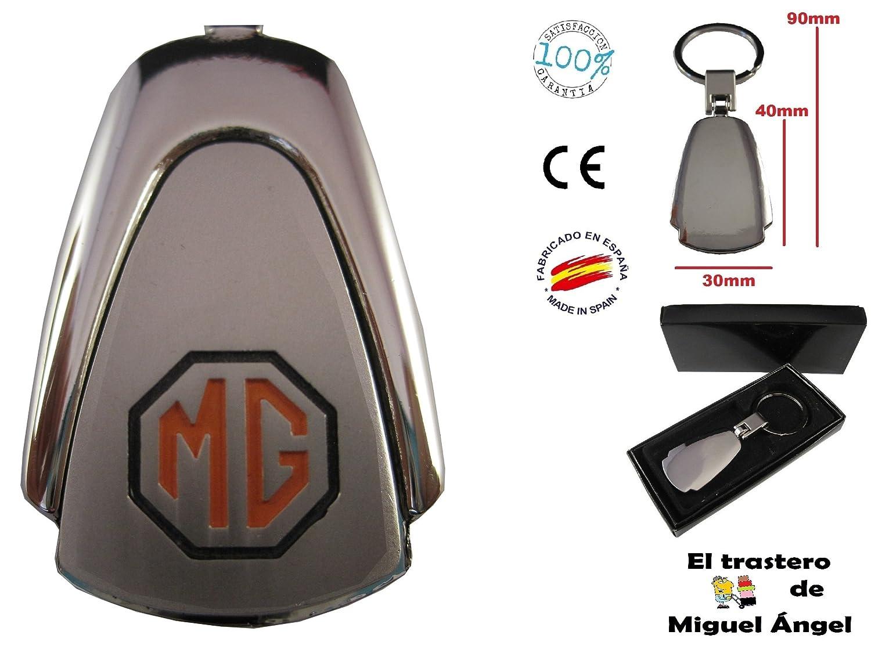 ETMA Llavero de Coche Compatible con MG lla013-13