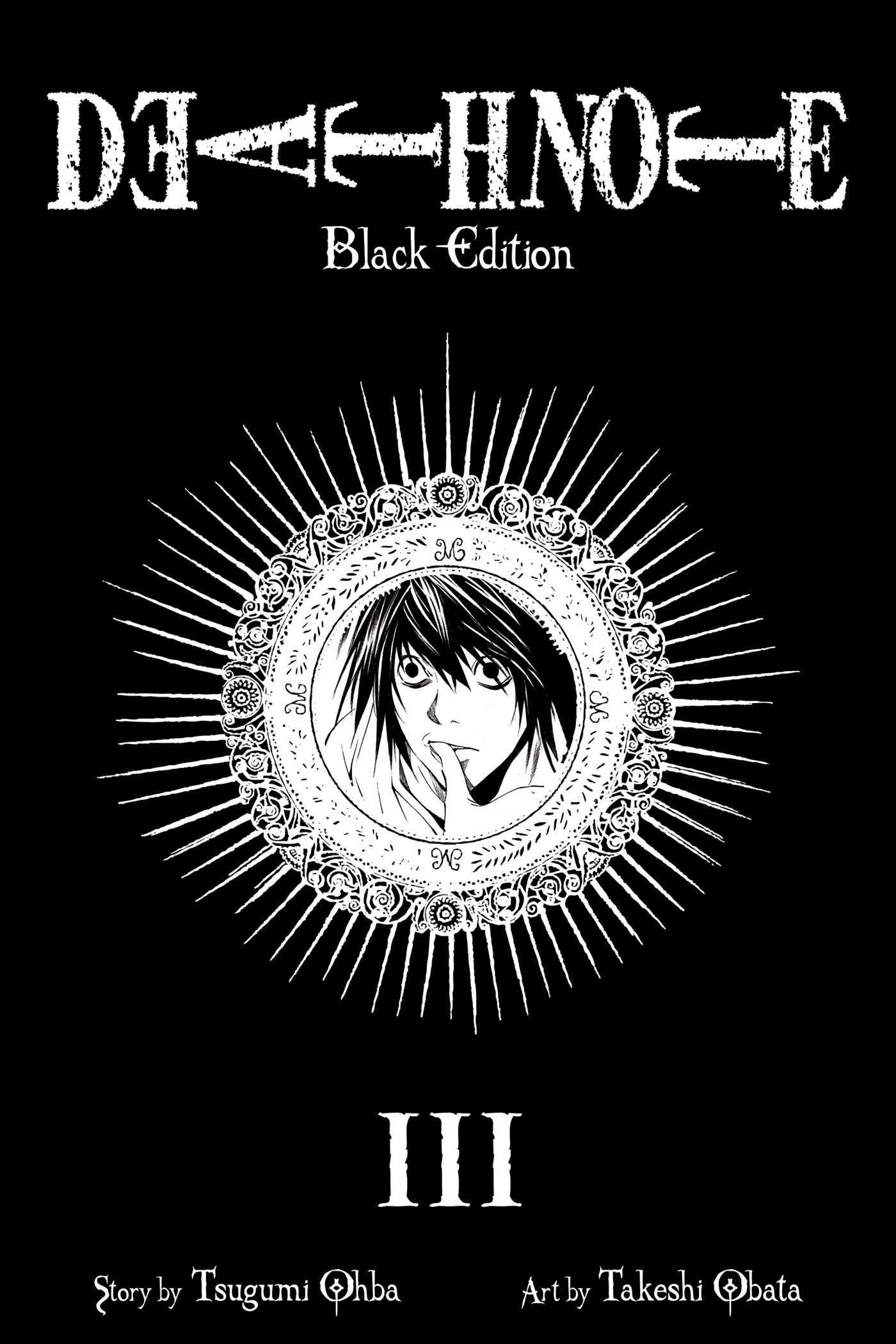 Death Note Black Edition, Vol. 3 pdf epub