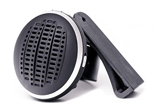 Review Wireless Bluetooth Speaker, Black,