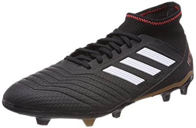 8f9a3c89a adidas Men s Predator 18.3 Fg Footbal Shoes