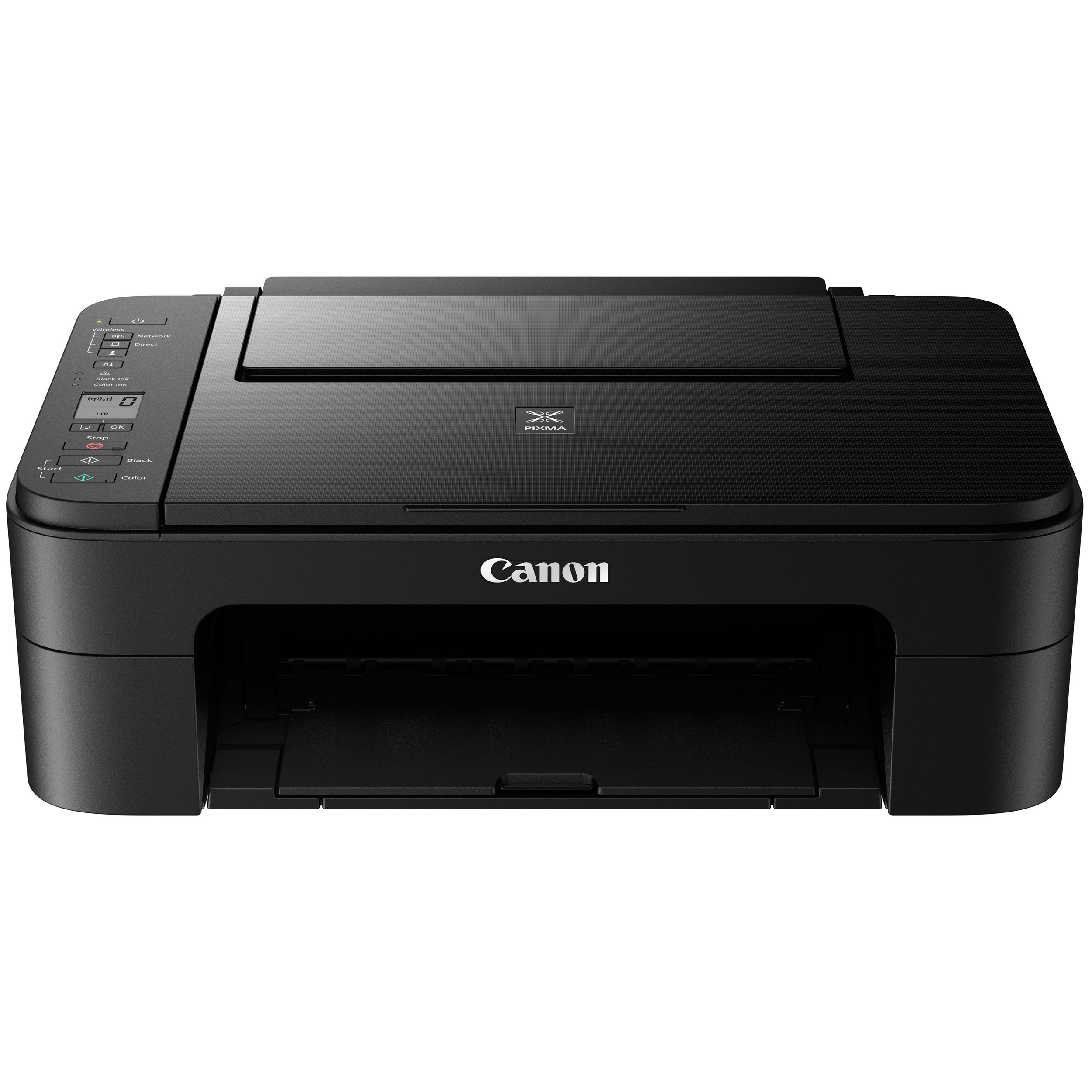 Canon TS3120 Wireless All-In-One Printer, Black by Canon