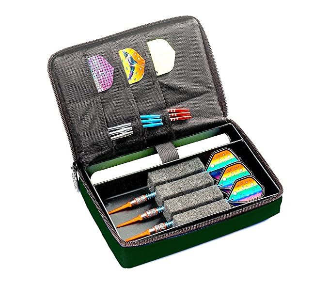 Dartetui 1 St/ück Case Master Select Dartcase Verschiedene Ausf/ührungen