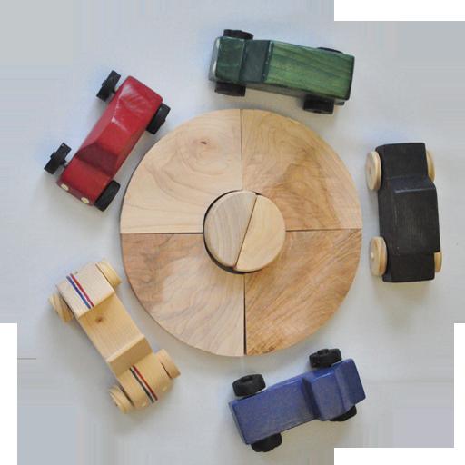 Bumper to Bumper Wooden Toys