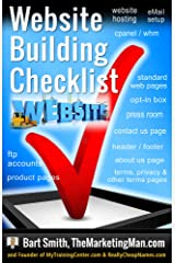 Website Building Checklist Kindle Edition