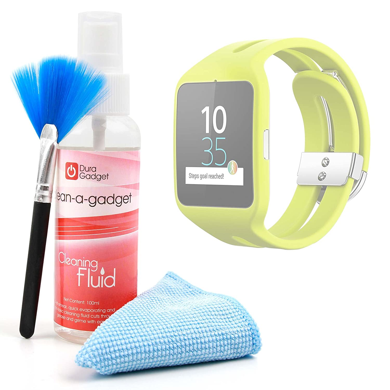 DURAGADGET Kit Limpieza para Reloj Sony Smartwatch 3 Sport ...