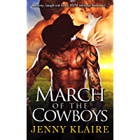 March Of The Cowboys (Menage A Cowboy Book 5)