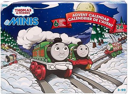 Fotos Cena Navidad Frinsa.Thomas Friends Fisher Price Minis Advent Calendar 2018