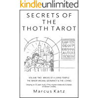 Secrets of the Thoth Tarot VOL II: Bricks of a Living Temple (English Edition)