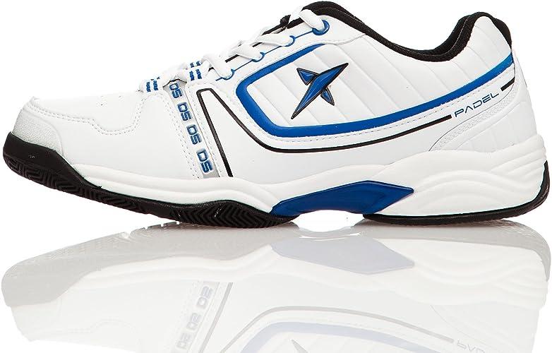 DROP SHOT Zapatillas Sky Tech Blanco 40: Amazon.es: Zapatos y complementos