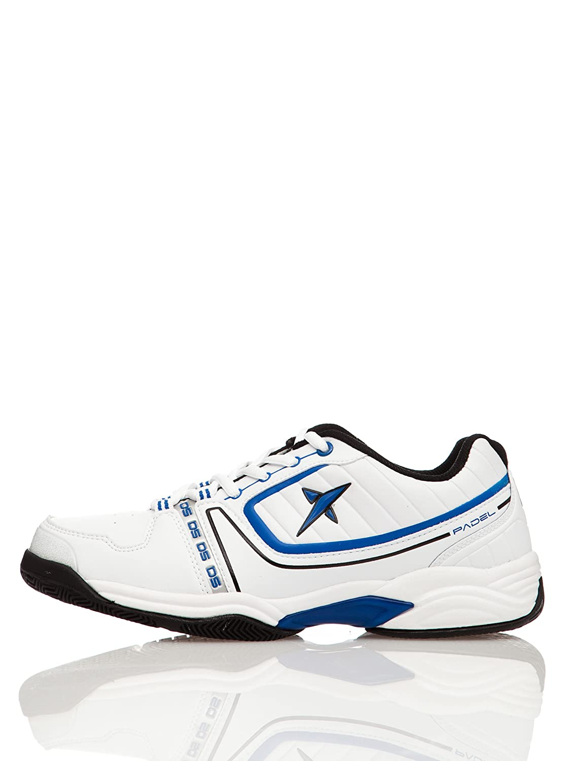 DROP SHOT Zapatillas Sky Tech Blanco 40: Amazon.es: Zapatos y ...