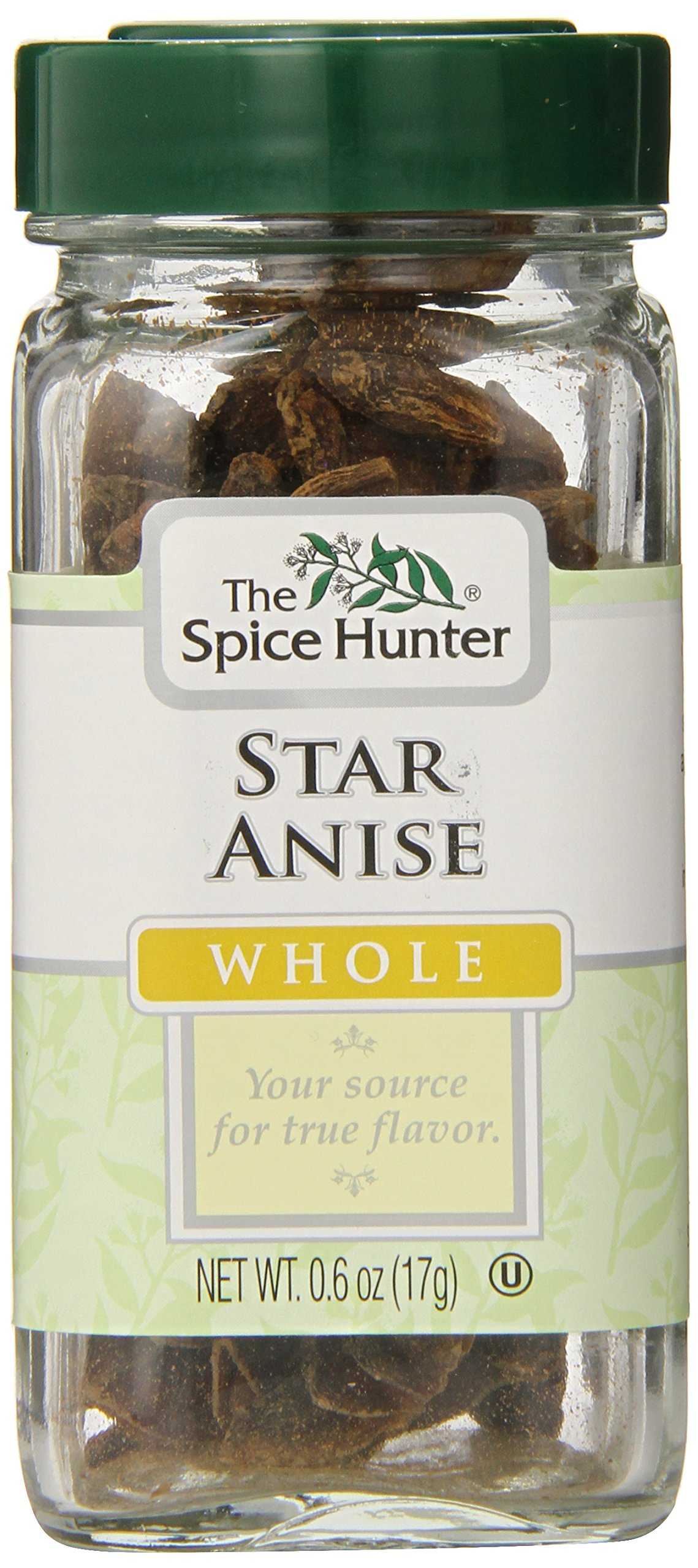 Spice Hunter Star Anise, 0.6-Ounce Unit (Pack of 6)