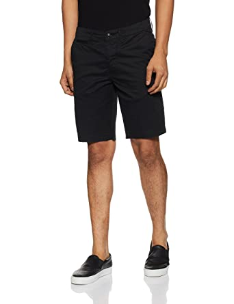 Jack & Jones Men's Regular Fit Shorts Men's Shorts at amazon