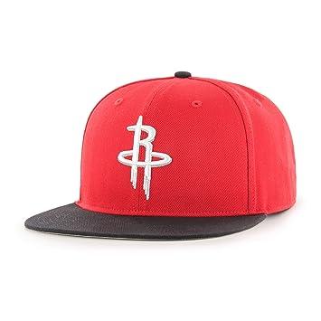 eb791c30ba8 NBA Houston Rockets Gallant OTS Varsity Snapback Adjustable Hat